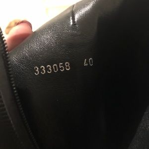 """Gucci Shoes - Gucci """"Charlotte"""" Knee Riding Boot"""